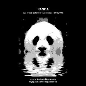 COMPOUNDEAD / PANDA, Live Split