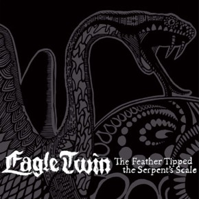 EAGLE TWIN, The Feather Tipped The Serpent Scale