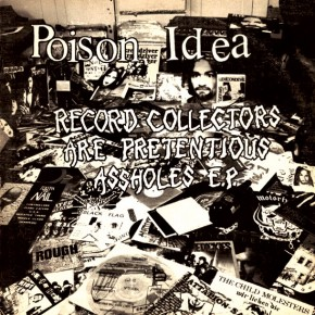 POISON IDEA, The Fatal Erection Years 1983 – 1986