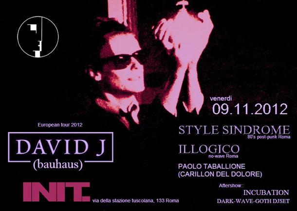David J Live