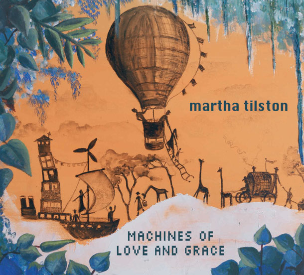 Machines Of Love And Grace
