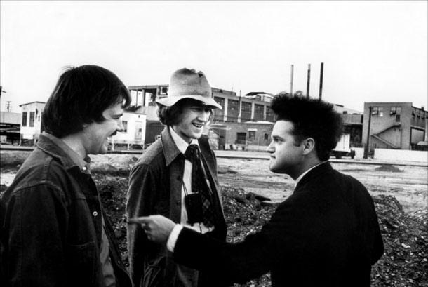 """Eraserhead - """"dietro le quinte"""" con Lynch"""