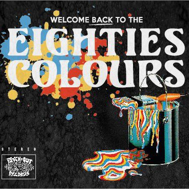 Welcome Back To The Eighties Colours