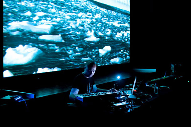 Alessandro Tedeschi / Netherworld live @ Störung Festival