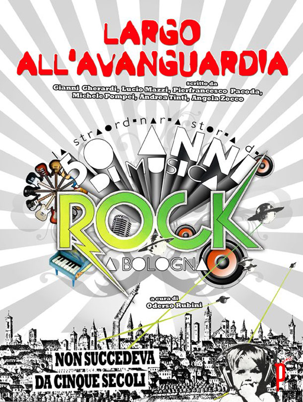 Largo all'avanguardia - cover