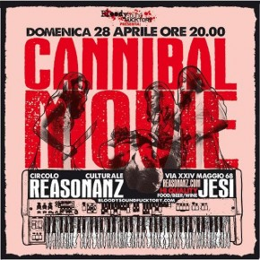 CANNIBAL MOVIE, 28/4/2013