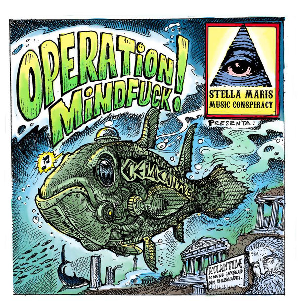 Operation mind fuck idea