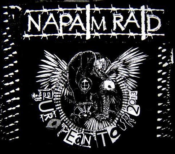 Napalm Raid