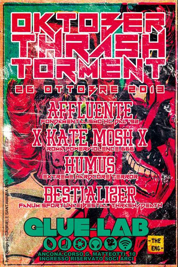 Oktober Thrash Torment