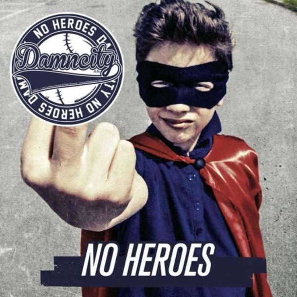 Damn City - No Heroes