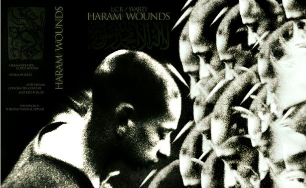 Haram Wounds - tape