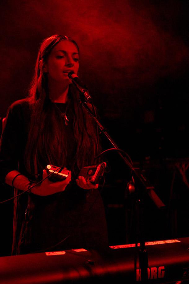 Mamiffer (foto di Meg Webster)