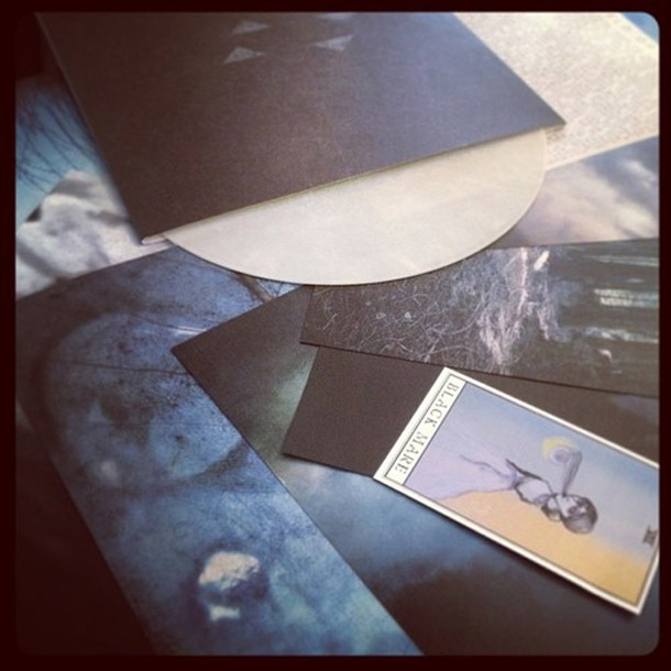 BLACK MARE, Field Of The Host Lp, inserti fotografici di Sera Timms