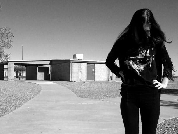 Faith Coloccia, foto di Aaron Turner