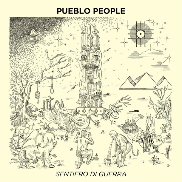 Pueblo People