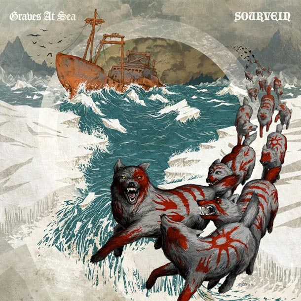 GRAVES AT SEA - SOURVEIN
