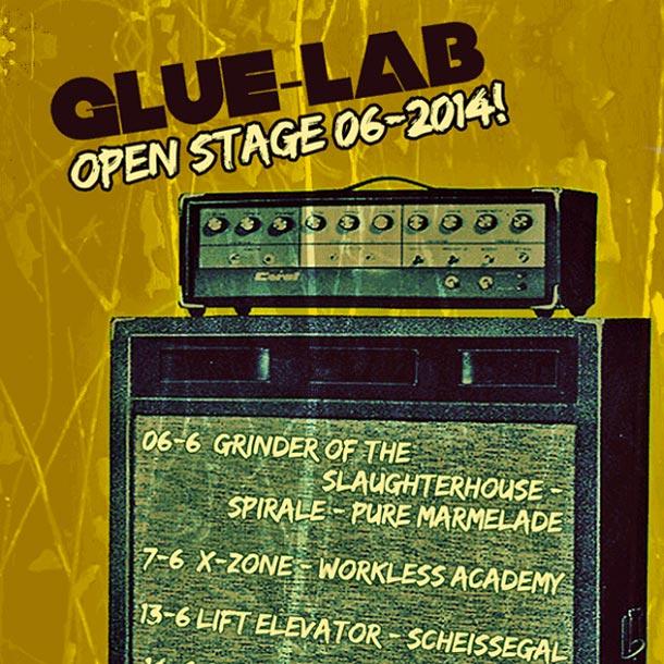 Glue-Lab - Open Stage