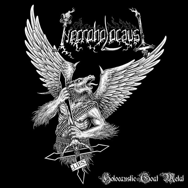 NECROHOLOCAUST, Holocaustic Goat Metal