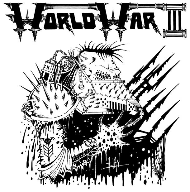 1985 - World War 3 Fest Poster
