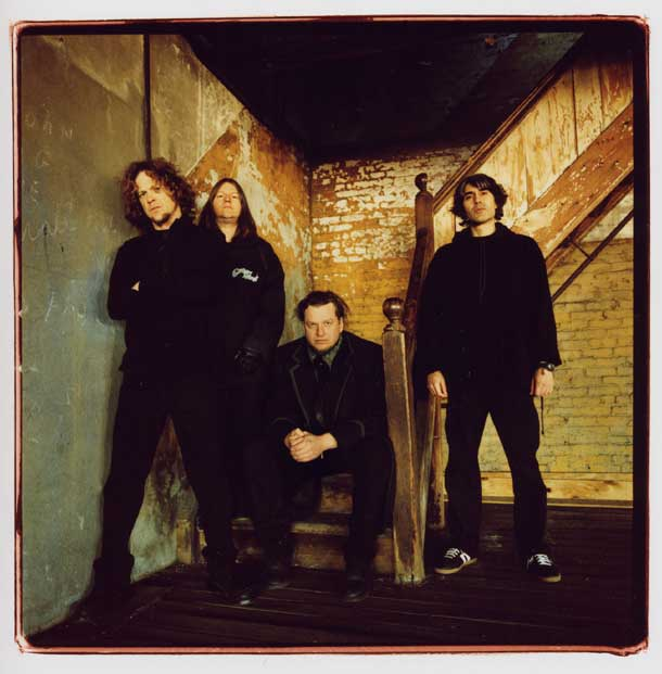 2003, album omonimo, Snake, Piggy, Away, Jason Newsted