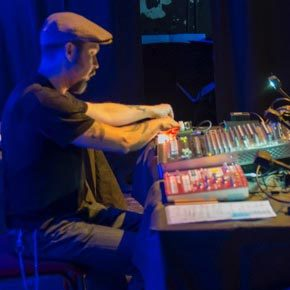Mika Vainio @ All Frontiers, 12/12/2014