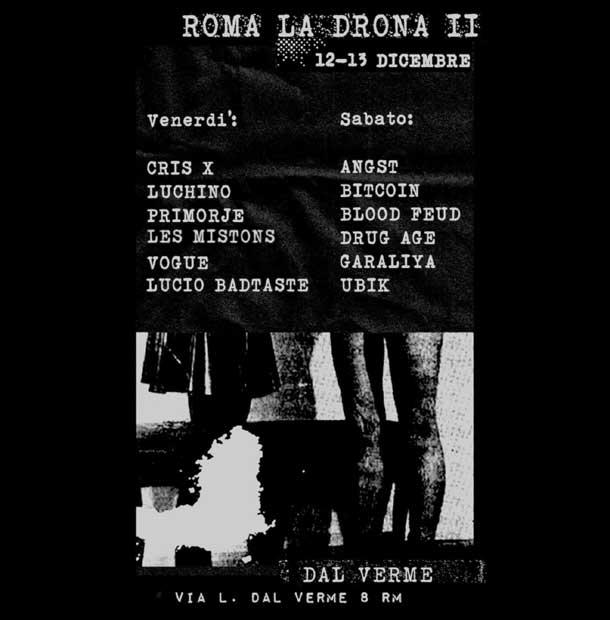 Roma La Drona II