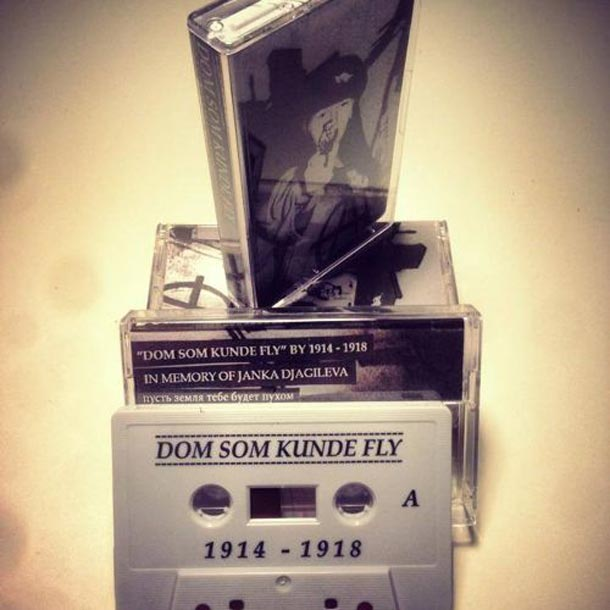 1914 – 1918, Dom Som Kunde Fly