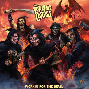 THE LURKING CORPSES, Working For The Devil