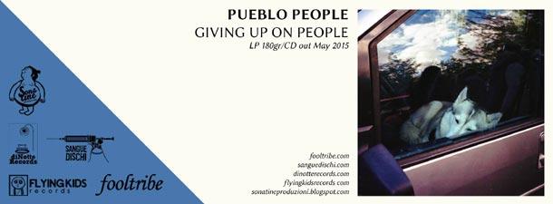 "Pueblo People: ascolta in anteprima il brano ""Dog People"""