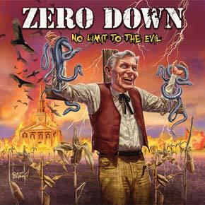 ZERO DOWN, No Limit To The Evil
