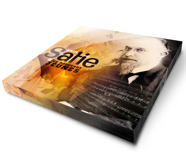 AA.VV., Erik Satie & Les Nouveaux Jeunes Version 2