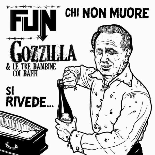 Fun / Gozzilla