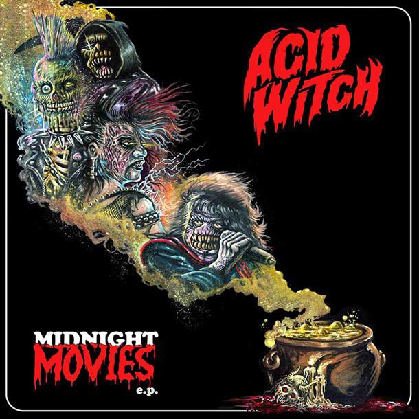 ACID WITCH, Midnight Movies