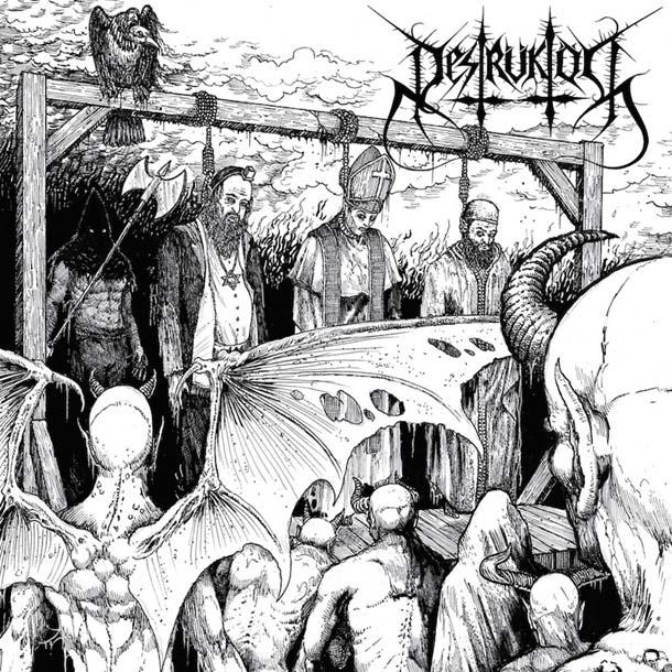 DESTRUKTOR, Opprobrium