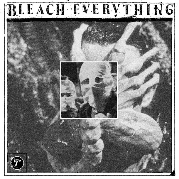 BLEACH EVERYTHING, Free Inside