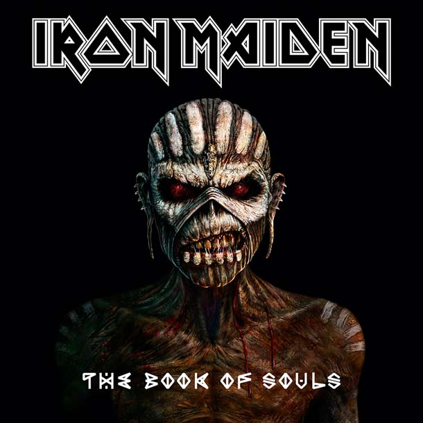 IRON MAIDEN, The Book Of Souls