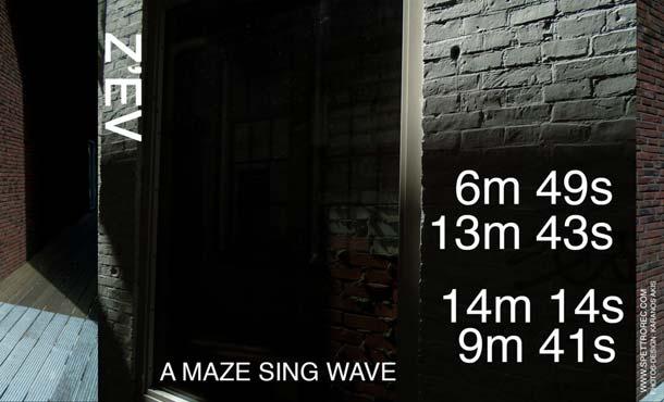 Z'EV, A Maze Sing Wave