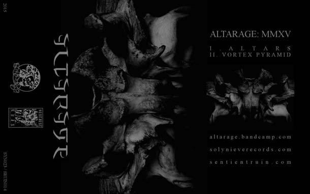 Altarage