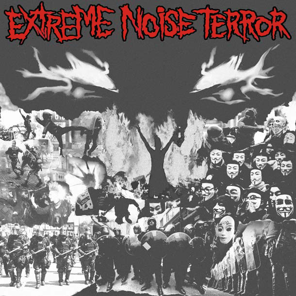 EXTREME NOISE TERROR, S/t
