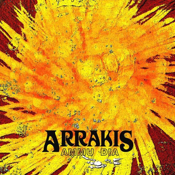 ARRAKIS, Ammu Dia