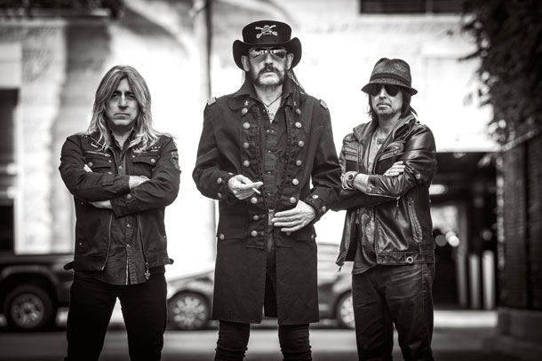 Motörhead (credits Robert John)