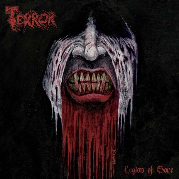 TERROR, Legion Of Gore