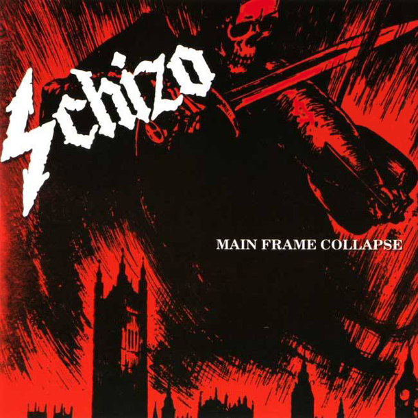 SCHIZO, Main Frame Collapse