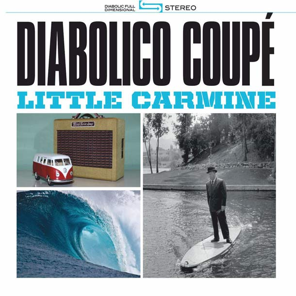 DIABOLICO COUPÉ, Little Carmine