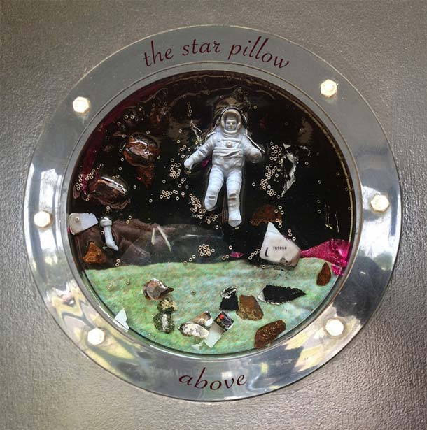 THE STAR PILLOW, Above