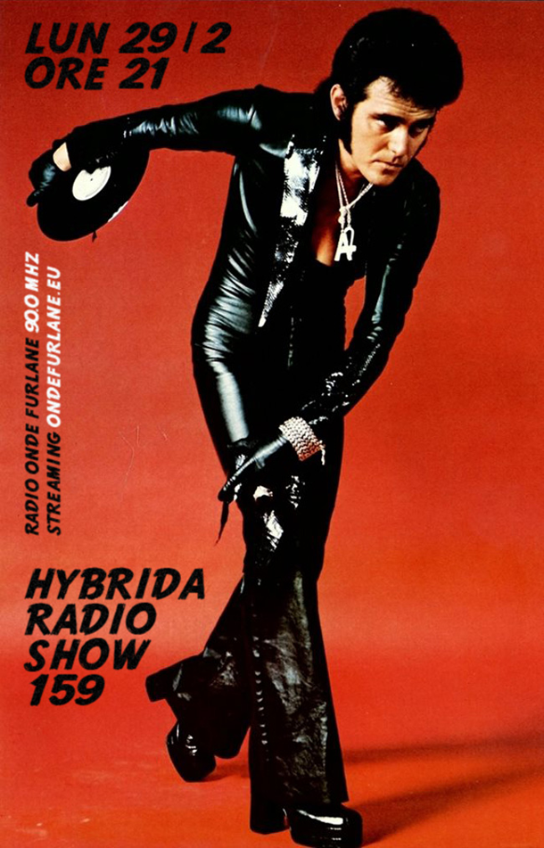 Hybrida Radio Show, puntata 159
