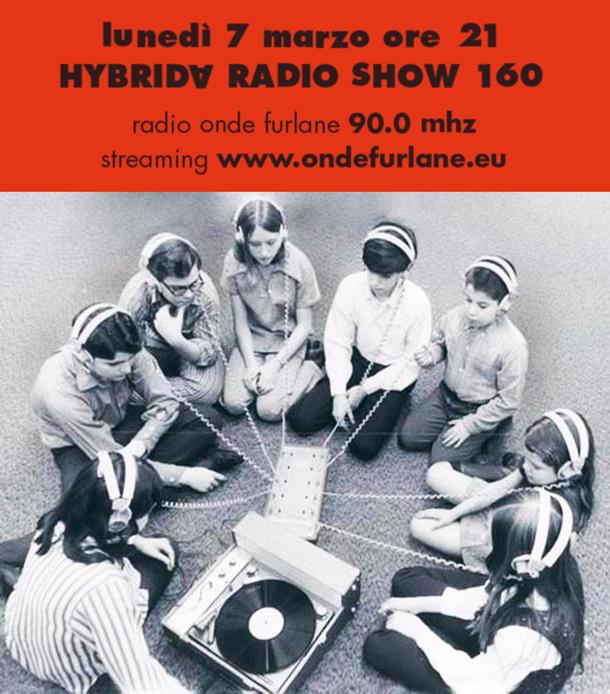 Hybrida Radio Show, puntata 160