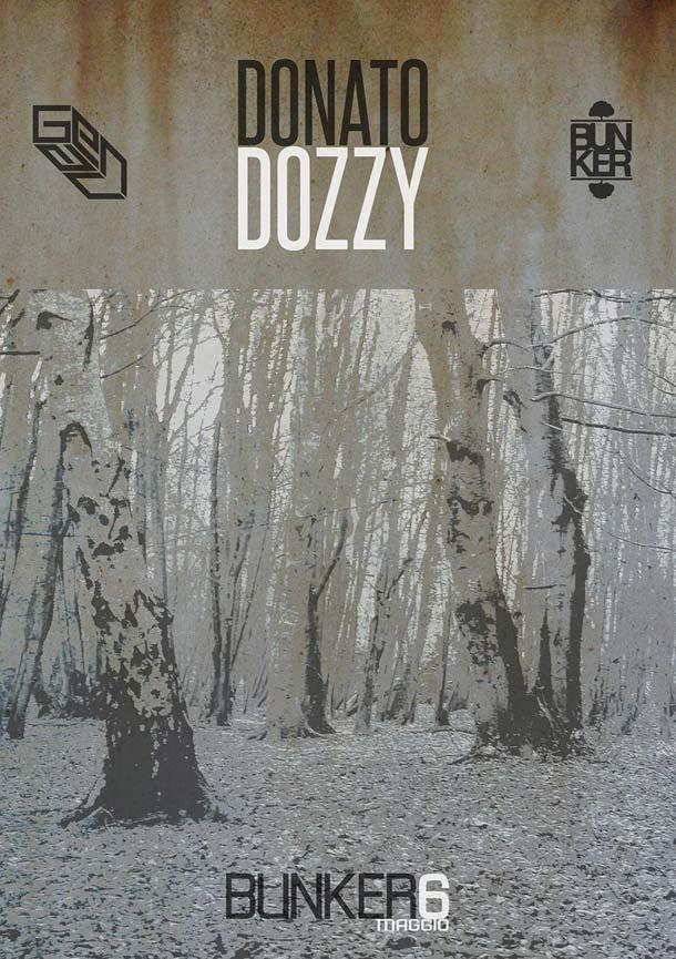 Donato Dozzy sarà a Torino venerdì 6 maggio