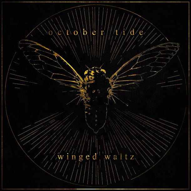 OCTOBER TIDE, Winged Waltz
