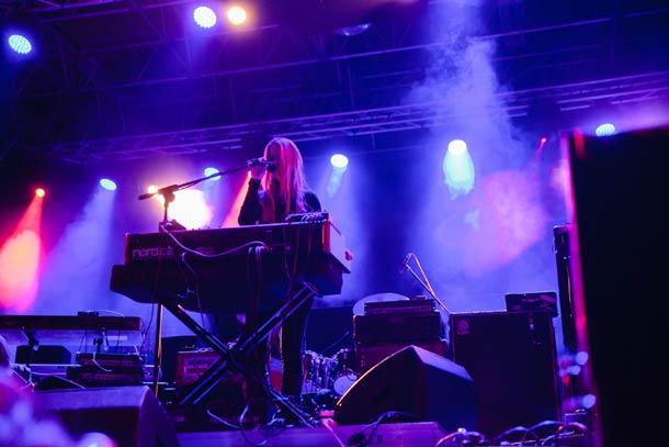 Anna Von Hausswolff - foto Daniele Baldi